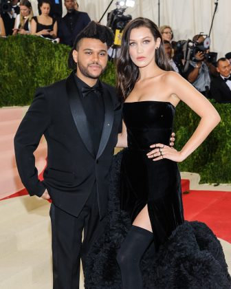The Weeknd has since gotten back with Bella Hadid—and even broken up with her for the thousand time. (Photo: WENN)