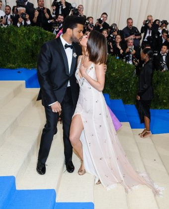 The Weeknd and Selena Gomez started dating in January 2017. (Photo: WENN)