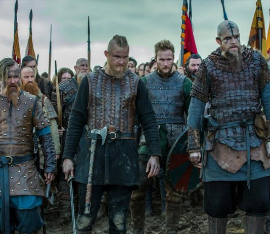 A Vikings spinoff series is headed to Netflix. (Photo: Release)