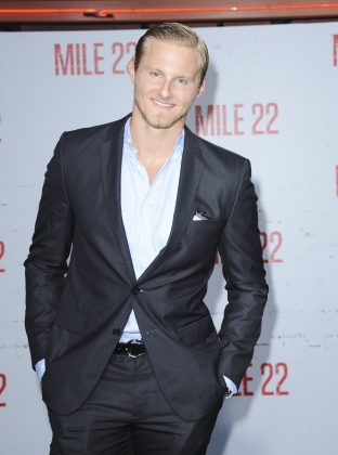 The show continued with actor Alexander Ludwig as the main character. (Photo: WENN)