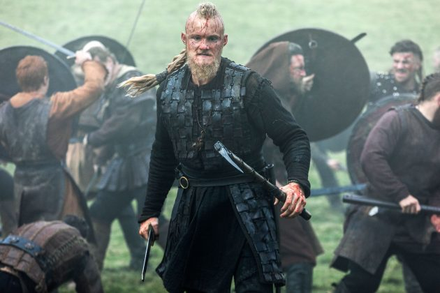 "The original ""Vikings"" premiered in 2013. It was History Channel's first-ever scripted drama. (Photo: WENN)"