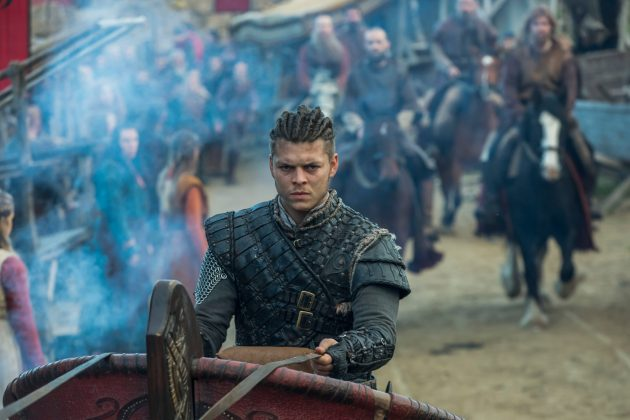 Just like the original show, the Vikings spinoff will be filmed in Ireland. (Photo: WENN)