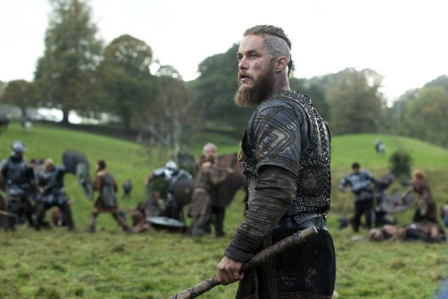 His character, Ragnar Lothbrok, was killed off in season 4. (Photo: Release)
