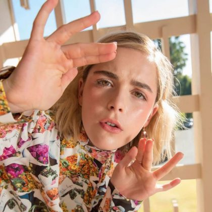 Kiernan Shipka is not only a successful actress and a budding witch—she's also a social media star. Join her 5.7 million followers on Instagram at @kiernanshipka
