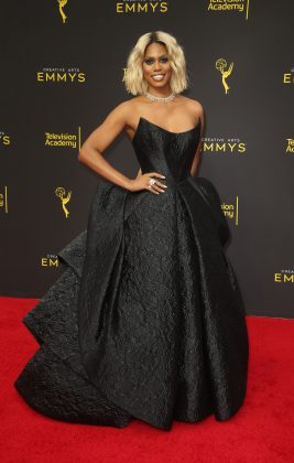 Laverne Cox wowed at the 2019 Creative Arts Emmys. (Photo: WENN)