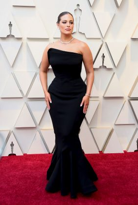 Ashley Graham chose the designer for her first-ever Oscar appearance in 2019. (Photo: WENN)