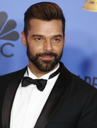 Ricky Martin shocked many fans when he publicly revealed his sexual identity. Though there had been speculation, the singer had never openly discussed his private life. (Photo: WENN)