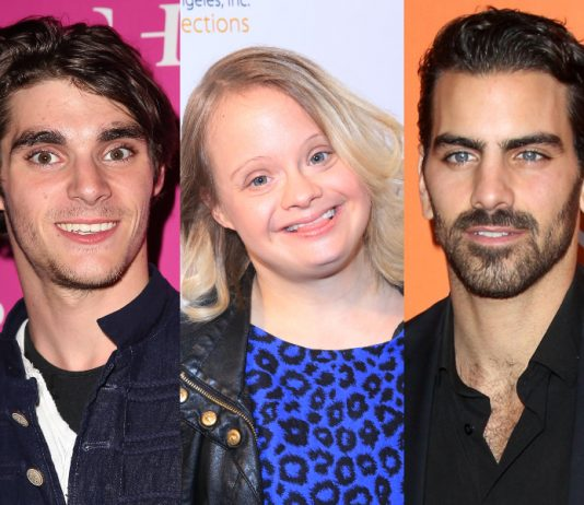 In honor of International Day of Persons With Disabilities, we take a moment to recognize the many talents of our favorite celebrities with disabilities. (Photo: WENN)