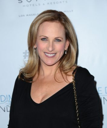 Marlee Matlin is the only performer with hearing loss to have ever won an Academy Award for Best Actress in a Leading Role. (Photo: WENN)