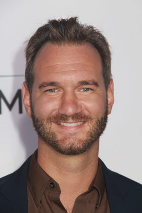 """Nick Vujicic was born with no limbs. Despite being bullied as a child, he went on to star in the touching short film """"The Butterfly Circus."""" (Photo: WENN)"""