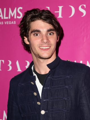 """R.J. Mitte was launched into fame by his role as Walter Jr.—who also has cerebral palsy—con the critically acclaimed series """"Breaking Bad."""" (Photo: WENN)"""
