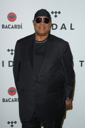 Stevie Wonder was born prematurely and was never able to see as a result, but he threw himself into music from a young age. (Photo: WENN)
