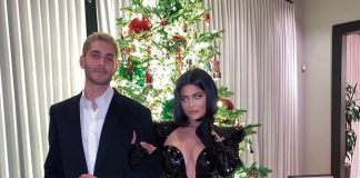 You'd be surprised to know that self-made billionaire Kylie Jenner actually got a lot of her Christmas decorations at Target! (Photo: Instagram)