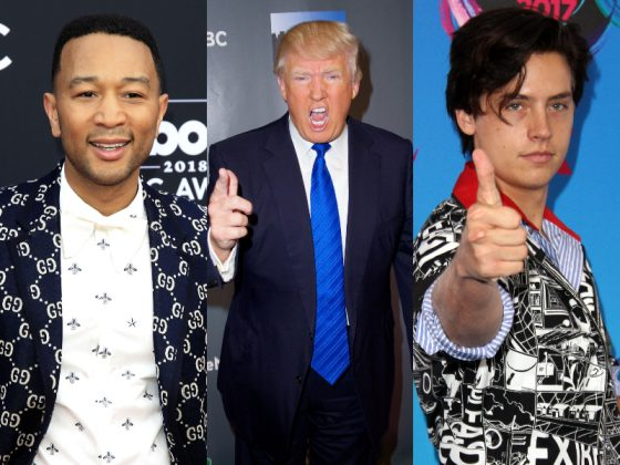 Click through our photo gallery to see the craziest celebrity reactions to Donald Trump's impeachment. (Photo: WENN)