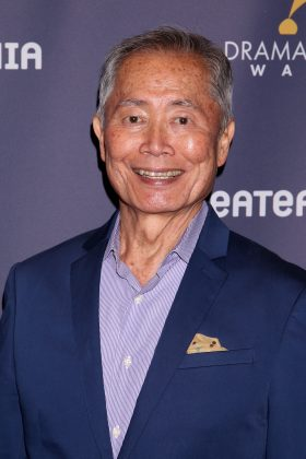 "George Takei took a shot not just a Trump, but also the film ""Cats."" ""Two ridiculous things that no sane person should ever be subjected to."" (Photo: WENN)"