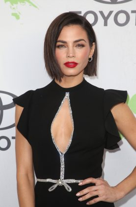 Jenna Dewan said she learned about his ex's relationship over the internet. (Photo: WENN)
