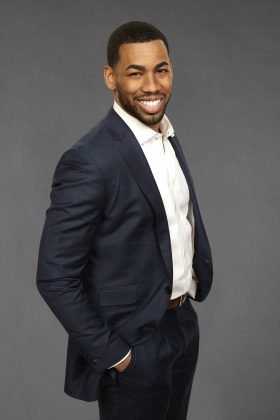 "Demi and ""Bachelorette"" contestant Mike Johnson were very flirtatious after his elimination. They went on multiple dates before their romance was done. (Photo: WENN)"