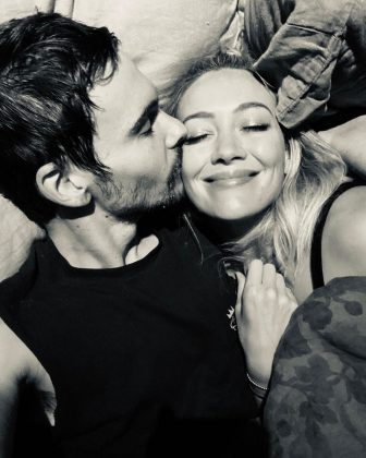 This is the third time they have dated. Most recently, Hilary and Matt rekindled their love in 2017. Living proof that third time is the charm! (Photo: Instagram)