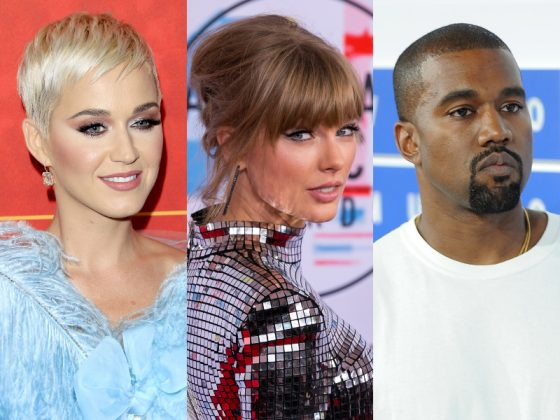 In honor of her 30th birthday, here's a complete list of Taylor Swift's enemies, in other words, everyone who's had bad blood with T. (Photo: WENN)