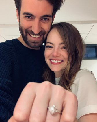 Who is Dave McCary? Click through our photo gallery above to learn more about Emma Stone's fiancé— a.k.a., her real-life Sebastian. (Photo: Instagram)