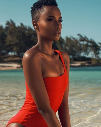 Zozibini Tunzi is a South African model and beauty pageant. The 26-year-old beauty was born September 18, 1993 in Tsolo, Eastern Cape. (Photo: Instagram)