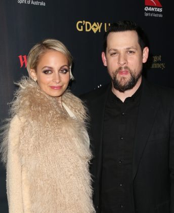 Nicole Richie is married to Benji's brother, Joel Madden. (Photo: WENN)