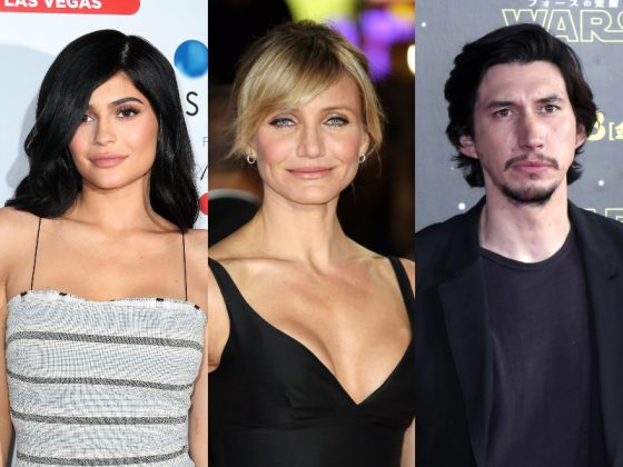 From Cameron Diaz to Kylie Jenner to Adam Driver, prepare yourself for the latest trend in obsessive Hollywood privacy: celebrities who hid their pregnancies. (Photo: WENN)
