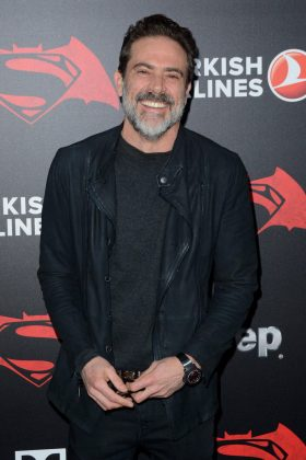 No one even knew Jeffrey Dean Morgan had married Hilarie Burton when news broke that they had already welcomed their first son together. (Photo: WENN)