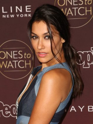 Janina Gavankar, one of Meg's pal actress, shared the announcement on Instagram in a subtle act of support. (Photo: WENN)
