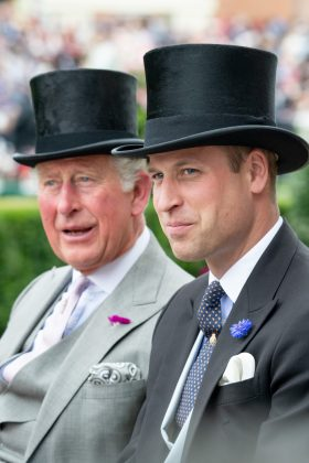 "According to multiple reports, Prince Charles and Prince William are ""incandescent"" over Prince Harry and Meghan Markle's statement. (Photo: WENN)"