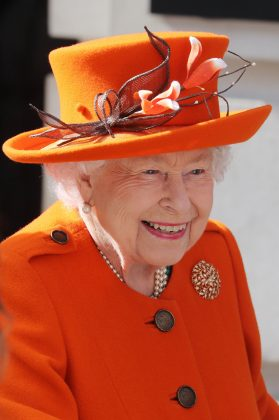"""Reports suggest the Queen is """"deeply upset"""" after the couple defied her orders not to make anu announcements this week. (Photo: WENN)"""