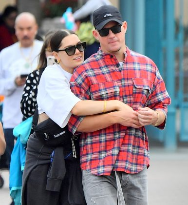 They first sparked reconciliation rumors earlier this month, after being spotted shopping together in L.A. (Photo: WENN)
