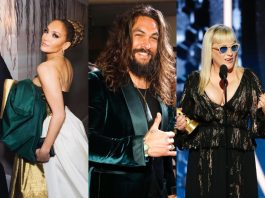 From the overkill to the lackluster, here are 12 of the most disastrous looks at the 2020 Golden Globes red carpet. (Photo: Instagram)