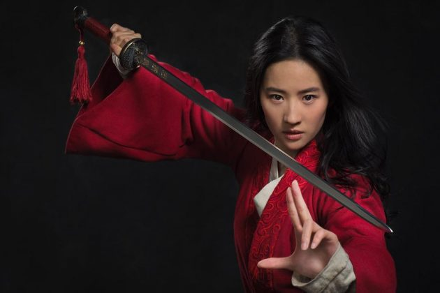 "Disney's live-action ""Mulan."" (Photo: Instagram)"