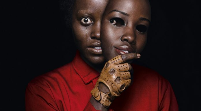 """Lupita Nyong'o for """"Us."""" The voting snubbed one of the most acclaimed performance in years—well, actually, two performances. (Photo: Release)"""