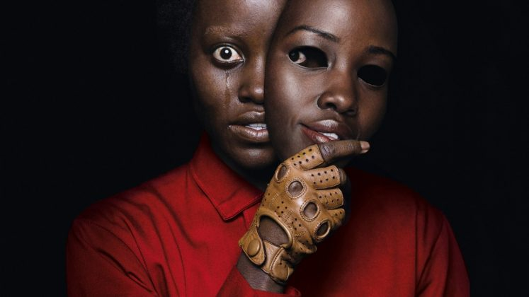 "Lupita Nyong'o for ""Us."" The voting snubbed one of the most acclaimed performance in years—well, actually, two performances. (Photo: Release)"