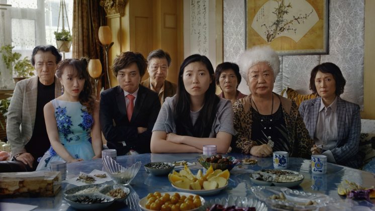 """The Farewell"" for anything. Lulu Wang's beloved personal drama about her grandmother's cancer diagnosis was completely excluded. A total of zero nominations. (Photo: Release)"