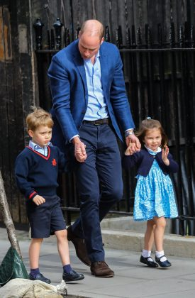 The series is based on Gary Janetti's Instagram account where a fictionalized Prince George shares his point of view on the royal and celebrity headlines of the day. (Photo: WENN)