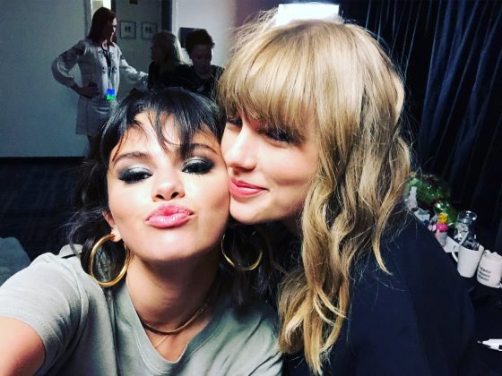 Justin Bieber and Taylor Swift have been feuding since 2019, when he stared an on-again-off-again relationship with the singer's best friend, Selena Gomez. (Photo: WENN)