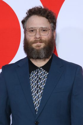 "Seth Rogen ""personally pledge to no contribute"" to Jake Paul's professional ventures, particularly getting new ""adult acting roles."" (Photo: WENN)"