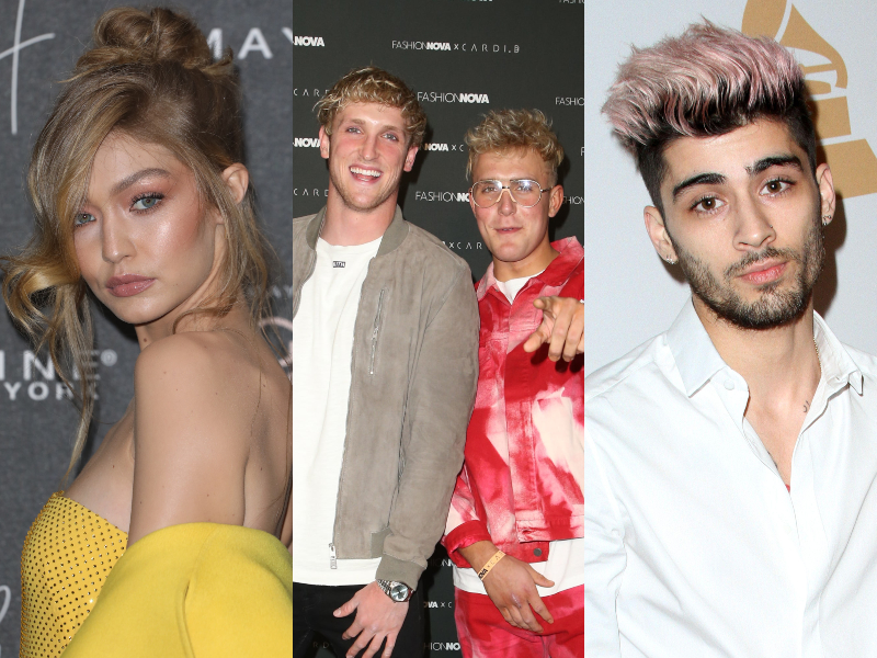 10 Celebrities Who Can T Stand Jake Paul And Logan Paul Jetss