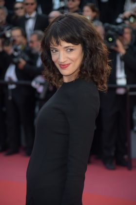 Asia Argento reluctantly agreed to give Harvey a massage in his hotel room, after he forced her and performed oral sex on her. (Photo: WENN)