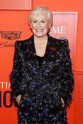 Glenn Close has always been a stunning blonde, but se has transitioned to gray hair in recent years and totally kills the look. (Photo: WENN)