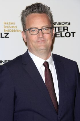 Moreover, Matthew Perry just became the final member of the cast to finally join Instagram. (Photo: Instagram)