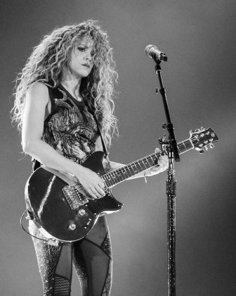 Shakira has been in the music industry for almost 30 years. She started her career when she signed with Sony Music Colombia at age 13. (Photo: Instagram)