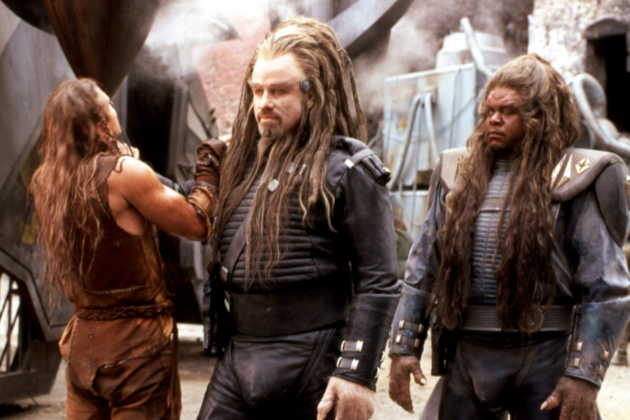 John Travolta has been the not-so-proud winner of a Razzie for Worst Actor in two occasions. Once for 'Battlefield Earth', and a second occasion for 'Lucky Numbers.' (Photo: WENN)