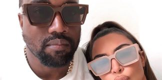 Kanye West and Kim Kardashian's house has sparked some outrage. (Photo: Instagram)