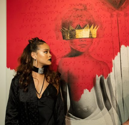 """Westbury Road is the street where Rihanna grew up on in Barbados. Since 2005, it's been the name of her own record label. She released her album """"Anti"""" on the imprint. (Photo: Instagram)"""