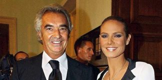 Briatore has a child with Heidi Klum (Photo: Wenn)