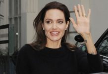 Angelina Jolie has made the movie The One And Only Ivan thanks to one of her six kids; seen in 2018 (Photo: Wenn)
